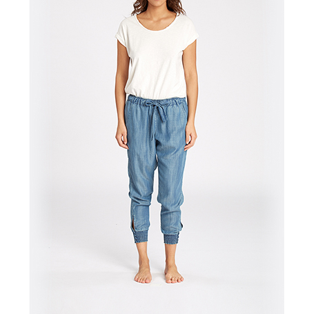 Billabong Ines Beach Pant SS17/ Chambray
