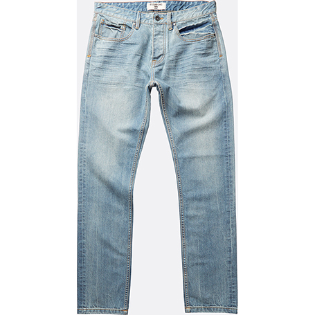 Billabong Straight Fifty Denim Pants SS17/ Bleach Daze