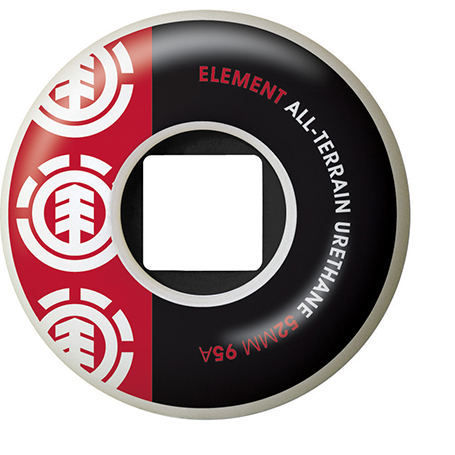 Element Section 52MM Wheels SS17