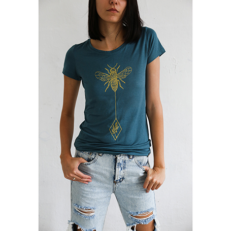 SQUARE Small Fly T-Shirt