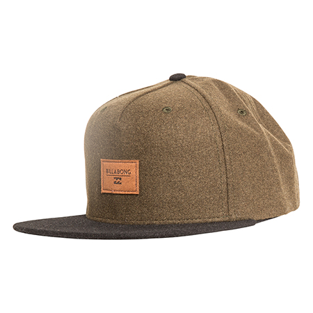 oxford-snapback-dark-olive